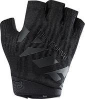 cyklistické rukavice Fox Ranger Gel Short Glove černé černé dd20988fda