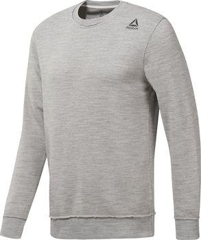Reebok Marble Melange Crew Sweatshirt Skull Grey od 950 Kč • Zboží.cz a56820b493