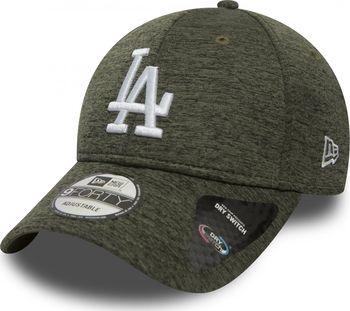 b988c8165 New Era 9Forty MLB Dryswitch Jersey Los Angeles Dodgers uni je pánská  streetová kšiltovka se strukturovanou šestipanelovou korunkou, která  perfektně ...