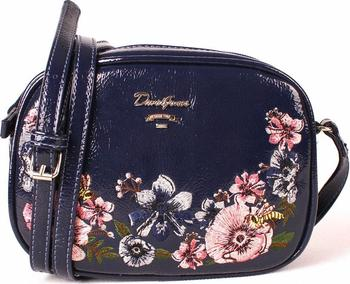 1f3e0b86e9 Dámská malá crossbody kabelka s květinami…