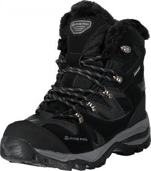 2b17101a885 Alpine Pro Stup MBTM148 černé. Pánské zimní boty ...