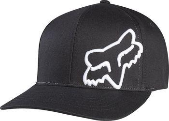cc63729d842 Fox Flex 45 Flexfit Hat Black White od 594 Kč • Zboží.cz