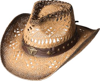 4718a1ce4f2 Westernový klobouk SUNSET