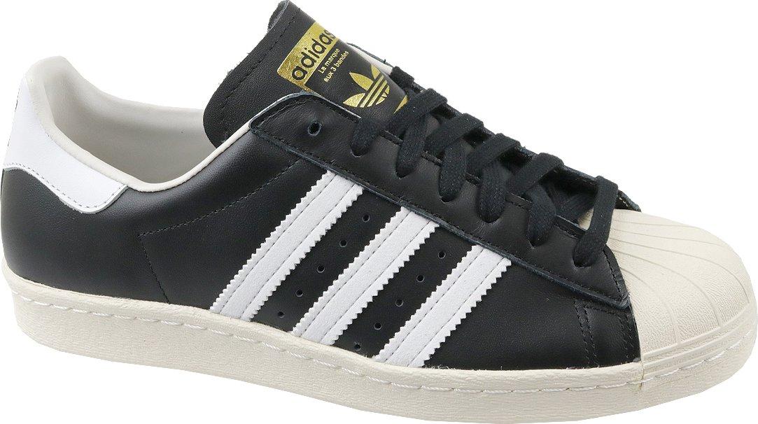 40b2e1e9c5 adidas Superstar 80S G61069 černé od 2 589 Kč