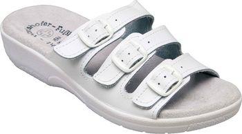 Santé SI 03D3 Dámský pantofel Bianco bílá… 2a4e2b640c