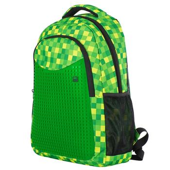 7b9d9a14707 Pixie Crew studentský Minecraft batoh zelená kostka od 1 299 Kč ...