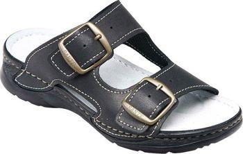 Santé D 10 60 CP Dámský pantofel černá… 6e619274330