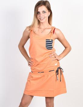 Picture Lango SALMON plesové šaty krátké - a7fa87df97