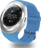 583d8cc82ca chytré hodinky Frezen Y1 Fitness Smart modré
