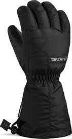 09049daa083 rukavice Dakine Avenger Black pánské prstové lyžařské rukavice