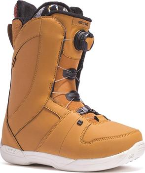 Ride Sage Boa Tan 2017 18 38. Dámské snowboardové boty ... 59ad0b35a4