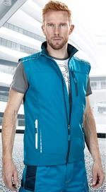 0df0bd4478c pánská vesta Ardon Vision vesta softshellová modrá