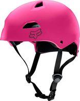 bef0241ff7135 chránič hlavy FOX Flight Sport Helmet růžová