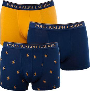 b86f37d4c6 3-pack pánských boxerek Polo Ralph Lauren v krásném dárkovém balení jsou  velmi kvalitním triem boxerek ze 95% bavlny. Hned při prvním doteku poznáte  s ...