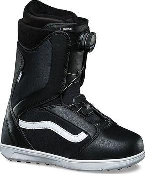 1672d431834 VANS Encore černé bílé. Dámské snowboard boty ...
