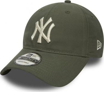 New Era 9Twenty MLB Light Weight Packable New York Yankees Cap zelená ca59230ce495