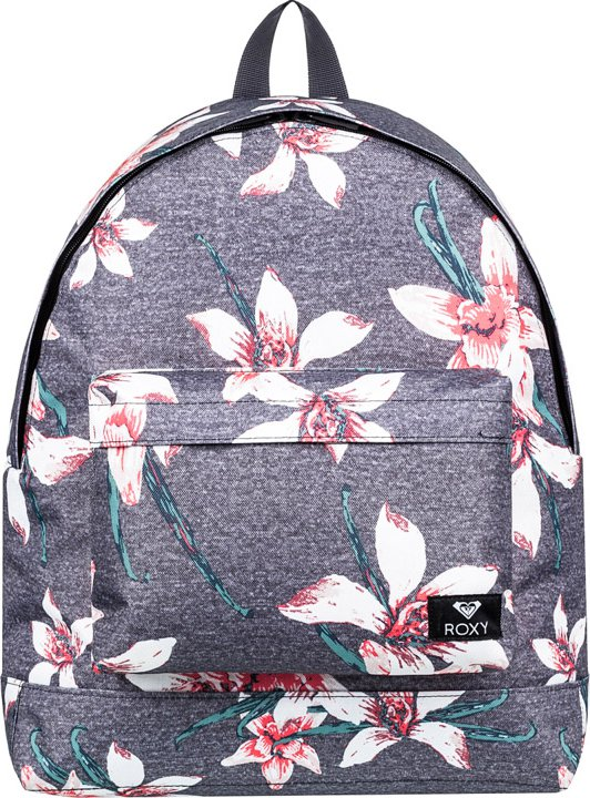 cc65816b9a Roxy Beyoung Charcoal Heather Flower Field od 787 Kč