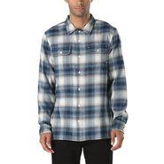 36b7d789b0a pánská košile VANS Tremont Marshmallow Dress Blues