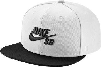 c71c27bd74e NIKE SB HAT 51919603 bílá černá černá černá uni od 592 Kč • Zboží.cz
