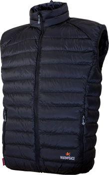 92012cc3b195 Pánská ultralehká péřová vesta z materiálu Colibri DWR. Kombinace nízké  váhy a vysoké hřejivosti peří předurčuje bundu buď jako zateplovací vrstvu  nebo ...