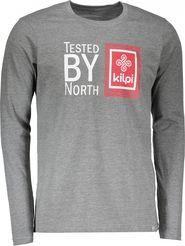 pánské tričko Kilpi Tested-M HM0065KI tmavě šedé 697ec42100