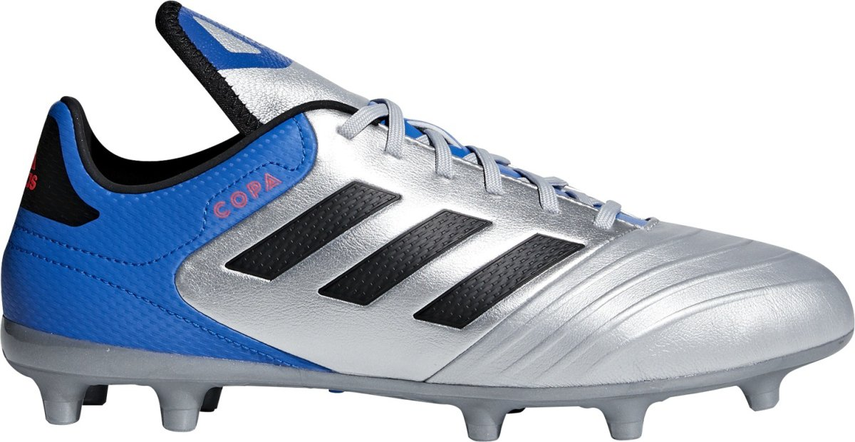 adidas Copa 18.3 FG stříbrné od 949 Kč • Zboží.cz c5d443d34a0