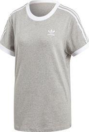 2768cfe8e2c7 dámské tričko Adidas 3 Stripes Tee šedé