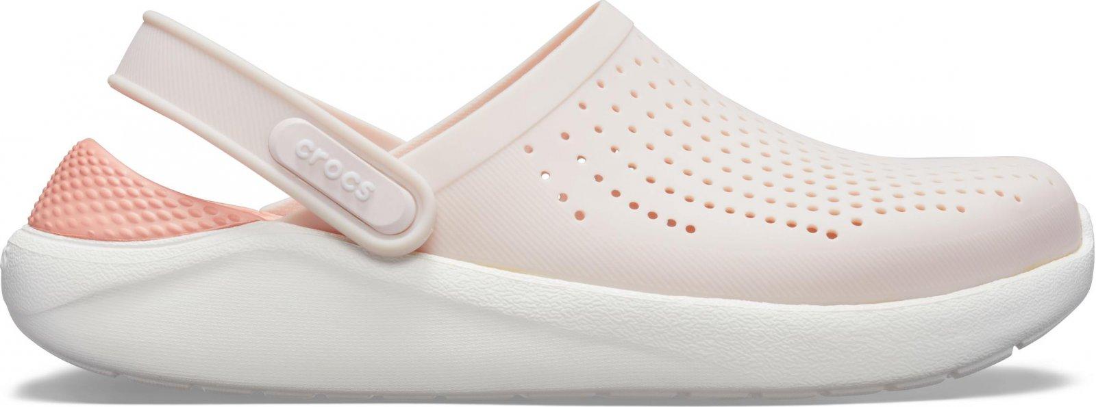 a8f4ac154 Crocs Literide Clog růžové bílé 36-37 - Srovnejte ceny!