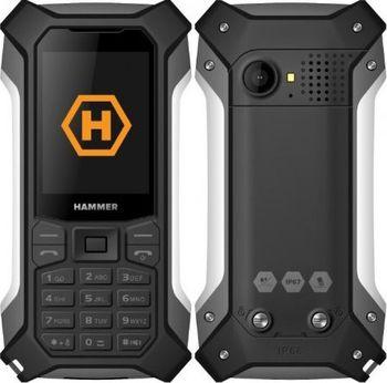 myPhone Hammer Patriot stříbrný od 1 165 Kč • Zboží.cz 007b93a1d30