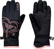 40bb65afe5e rukavice Roxy Poppy Girl Gloves True Black