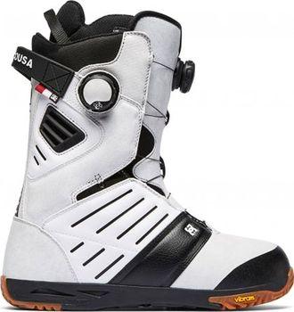 6869436d4af2 Bílé pánské snowboard boty DC Judge bílé nabízí ty nejnovější technologie
