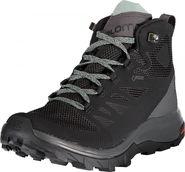 de489b11f8a dámská treková obuv Salomon Outline MID GTX W Black
