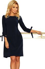 0251ff8e3cb8 dámské šaty Numoco 195-5 Alice tmavě modré
