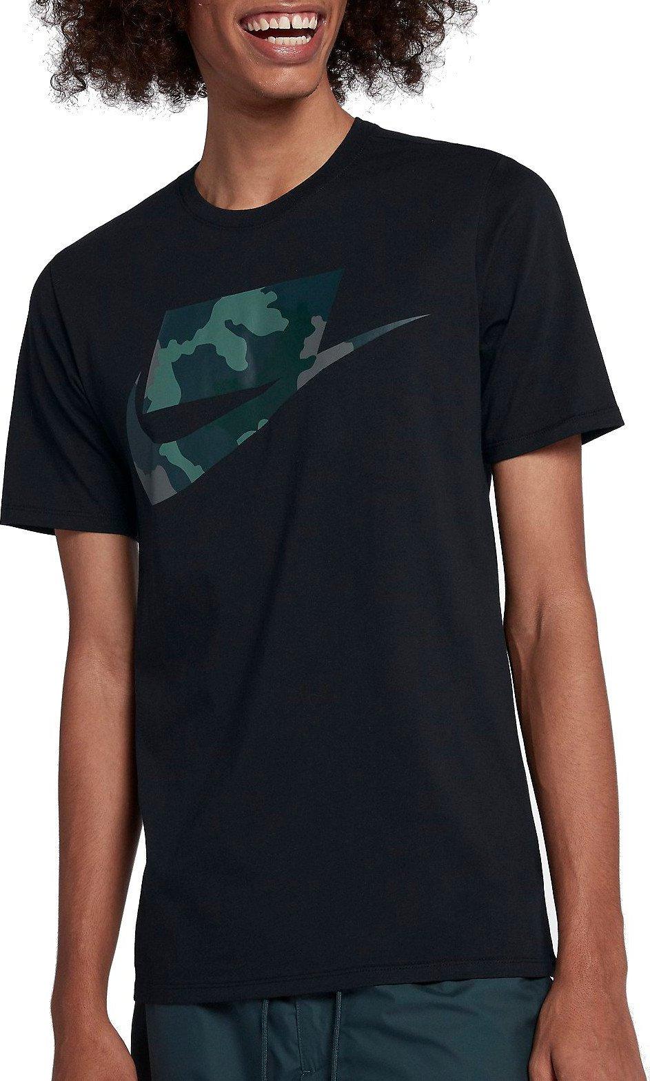NIKE Sportswear Innovation Tee Black Camo od 553 Kč • Zboží.cz ce6a2c854ab