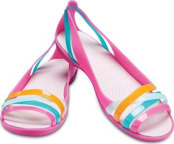 3544b1004be2 Dámské Sandále Crocs Isabella jsou vyrobeny z lehkého