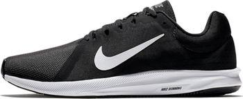 b8328661cbe Nike Downshifter 8 černá šedá bílá. Černé pánské běžecké boty ...
