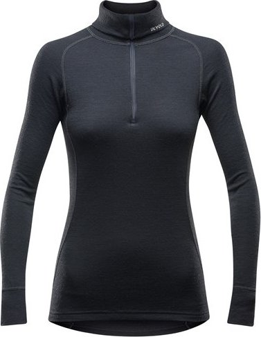 3ffe8d52ef3c Devold Duo Active Woman Zip Neck Black od 1 491 Kč