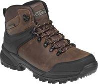 aa4dac650646 Hnědé pracovní obuv s velikostí 44