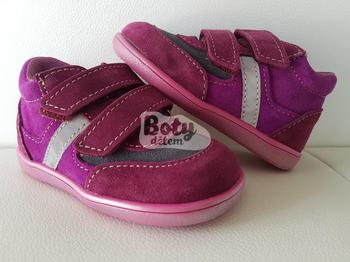 Celoroční kožená obuv Jonap 051 velcro light… 1a69031c92