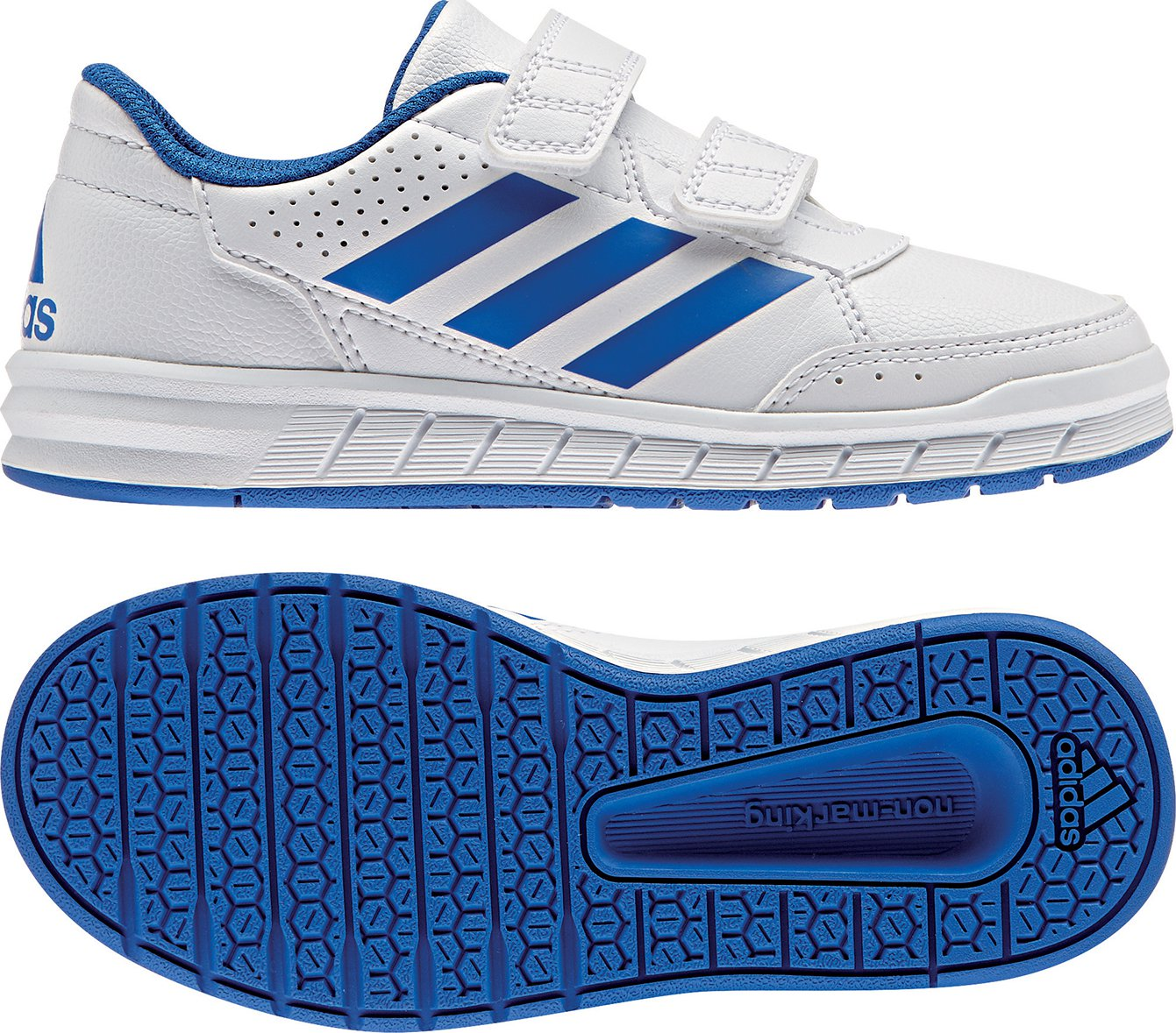 Adidas Performance AltaSport CF K bílé modré od 522 Kč • Zboží.cz 919bca8918