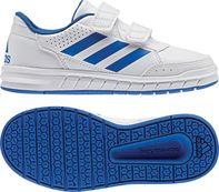 Adidas Performance AltaSport CF K bílé modré afe134e873e