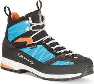 pánská treková obuv AKU Tengu Lite GTX Turquoise Orange ea2ba94017