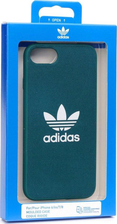 Adidas Originals Moulded Case Adicolor pro iPhone 6 7 8 zelené od 650 Kč •  Zboží.cz 2e5fe31e738