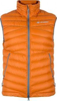 Sir Joseph Apris Vest Man oranžová. Teplá a ultralehká péřová pánská vesta  ... 315a652584c
