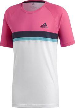 8a0b157c3aa4 Adidas Club C B růžová. Lehké pánské tričko ...