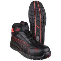 pracovní obuv PUMA S3 Safety Daytona Mid Hro Src 632160 a7f6c74e72