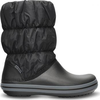Crocs 14614-070 W Black Charcoal 38-39. Dámské zimní boty Crocs Winter Puff  ... aa697ae66d