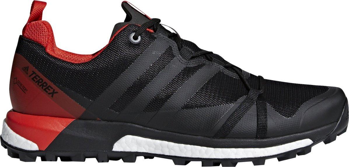 Adidas Terrex Agravic GTX Core Black Carbon Hi-Res Red od 2 590 Kč •  Zboží.cz 712f101938