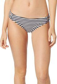 ddc97d57b2 dámské plavky FOX Jail Break Lace Up Btm černo bílé