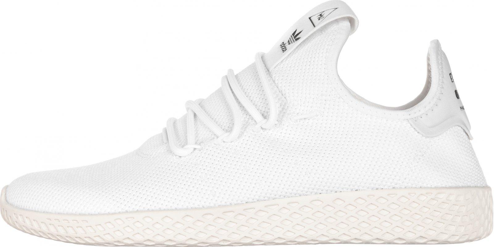 Adidas Pharrell Williams Tennis Hu Ftwr White Chalk White od 1 992 Kč •  Zboží.cz 9afc6d8b4ed